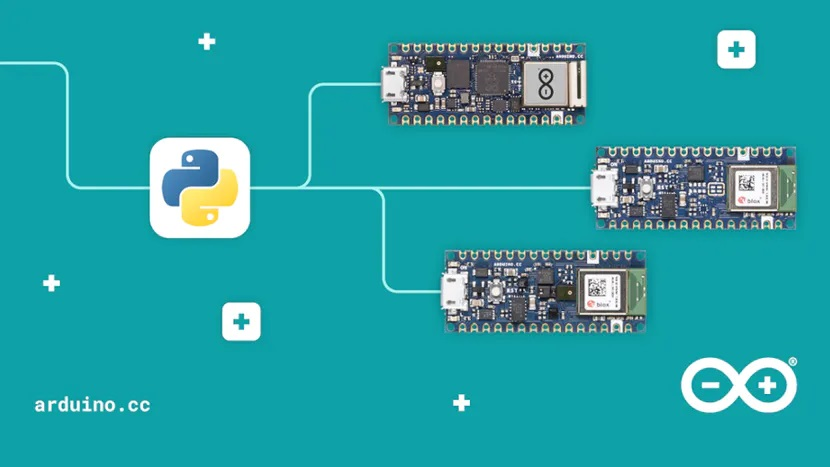 Arduino, OpenMV Bring Official MicroPython Support to the Nano 33 BLE, Sense, and RP2040 Connect